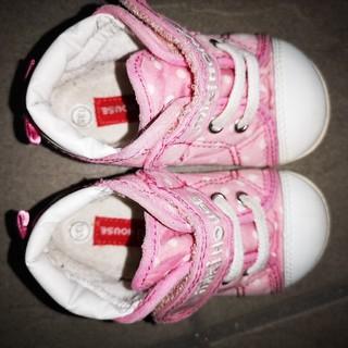 mikihouse - ミキハウス MIKI HOUSE スニーカー ベビー靴 赤ちゃん 13.5㎝