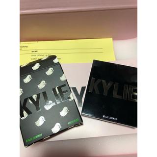 カイリーコスメティックス(Kylie Cosmetics)の最新作!カイリーコスメティックスハロウィンコレクション(フェイスカラー)