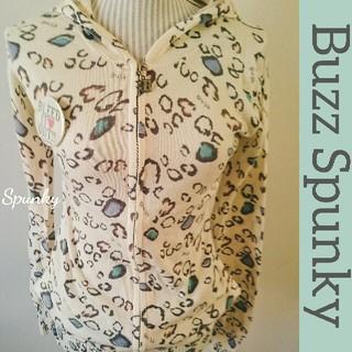 バズスパンキー(BUZZ SPUNKY)の期間限定♥レオパード柄パーカー♥(パーカー)