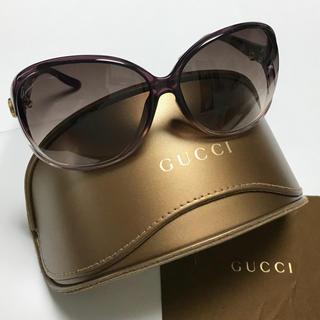 グッチ(Gucci)の【GUCCI】サングラス アジアンフィットモデル GG3525 UVカット(サングラス/メガネ)
