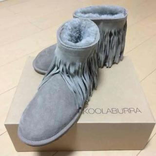クーラブラ(Koolaburra)の【新品】KOOLABURRA ブーツ(ブーツ)