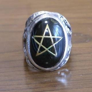 アレックスストリーター 初期CREAM刻印有り ダークサイドリング(リング(指輪))
