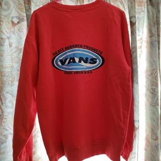 ヴァンズ(VANS)のvans スウェット トレーナー huf stussy  supreme (スウェット)