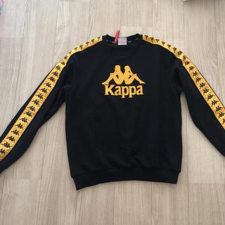 カッパ(Kappa)のkappa カッパ ニットプルオーバー スウェット(スウェット)