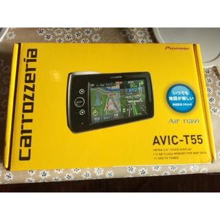 パイオニア(Pioneer)のパイオニア エアーナビ AVTC-T55(カーナビ/カーテレビ)