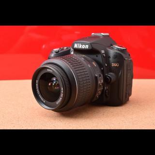 ニコン(Nikon)のNikon D90 レンズキット!シャッター:331回 11-19(デジタル一眼)