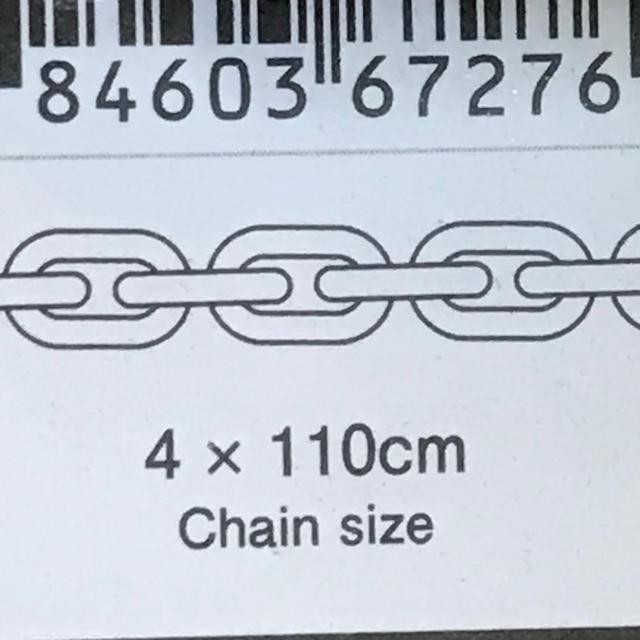 Cannondale(キャノンデール)の自転車用チェンロック 4桁番号変更可能タイプ『キャノンデール』4mm×110cm スポーツ/アウトドアの自転車(その他)の商品写真