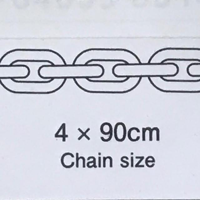 Cannondale(キャノンデール)の自転車用チェンロック 4桁番号変更可能タイプ『キャノンデール』4mm×90cm スポーツ/アウトドアの自転車(その他)の商品写真