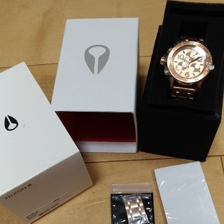 ニクソン(NIXON)のRi様専用 Nixon ニクソン腕時計 (腕時計)