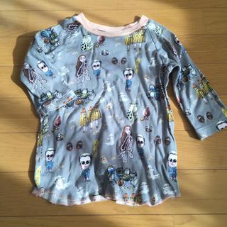 ケイキィー(Keikiii)のケィキィー 水木しげるコラボ 妖怪 ラグランT 100(Tシャツ/カットソー)