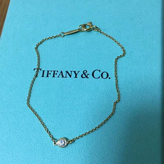 Tiffany & Co. - ティファニー バイザヤード  ブレスレット k18