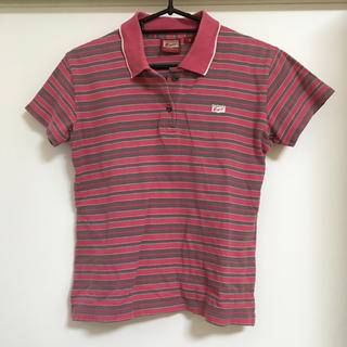 オニツカタイガー(Onitsuka Tiger)のオニツカタイガー ポロシャツ(ポロシャツ)