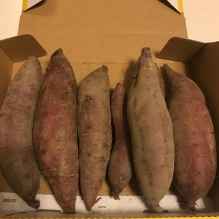 奈良県産 サツマイモ(シルクスイート )土つき