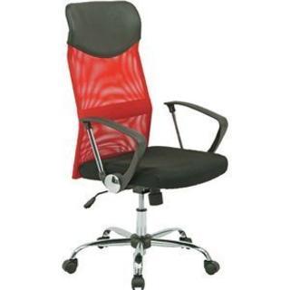 デスクチェア(椅子)/メッシュハイバックチェアー ガス圧昇降機能(デスクチェア)