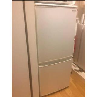 シャープ☺︎両開き冷蔵庫