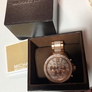 マイケルコース(Michael Kors)のマイケルコース 完品 時計(腕時計)