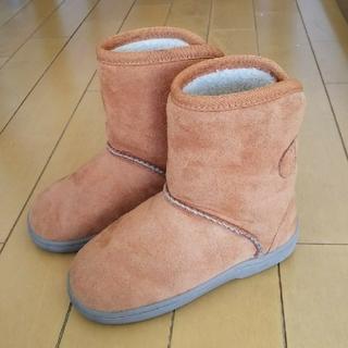 ムジルシリョウヒン(MUJI (無印良品))の無印良品 キッズブーツ(ブーツ)