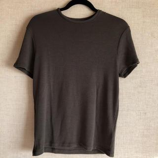 ザラ(ZARA)の新品未使用 ZARAMAN ニットTシャツ(Tシャツ/カットソー(半袖/袖なし))
