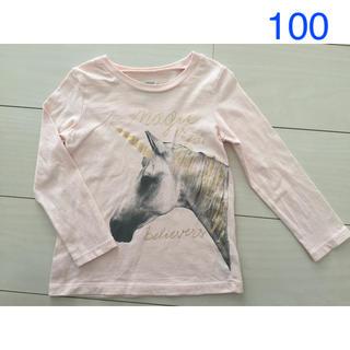 オシュコシュ(OshKosh)のオシュコシュ 長袖 ティシャツ ロンT 100サイズ 表記 3T(Tシャツ/カットソー)