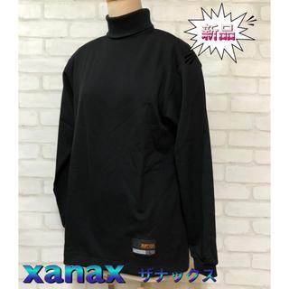ザナックス(Xanax)のxanax ザナックス ベースボールアンダーシャツ Lサイズ(ウェア)