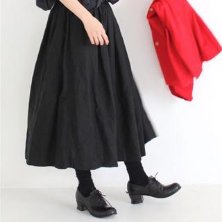 ヴェリテクール(Veritecoeur)の【マリン様 専用】ヴェリテクール 黒スカート(ロングスカート)
