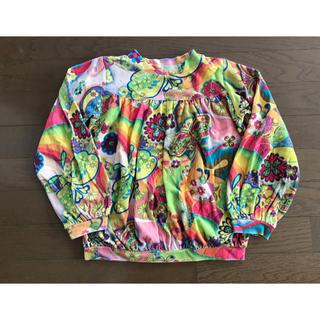 バックアレイ(BACK ALLEY)のBACKALLEY  長袖130(Tシャツ/カットソー)