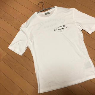DIOR HOMME - Christian Dior ATELIER ロゴTシャツ 2018aw 完売品