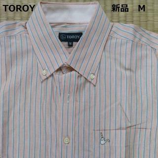 トロイ(TOROY)の【新品】TOROY  トロイ Mサイズ 長袖シャツ(シャツ)