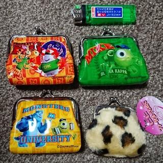 ディズニー(Disney)のモンスターズインク他 がま口財布まとめ売り(財布)
