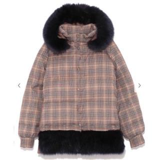 ファーファー(fur fur)の♡様専用(ダウンコート)