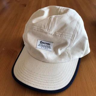 オーシバル(ORCIVAL)のキャップ 帽子 オーシバル(キャップ)