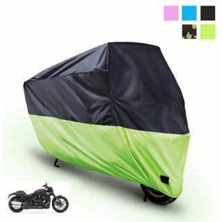新品 バイクカバー 4Lサイズ 耐熱 防水 送料無料(その他)