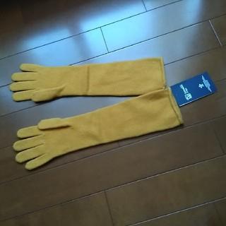 ジョンストンズ(Johnstons)のジョンストンズ カシミヤロンググローブ新品(手袋)