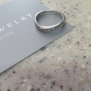 スタージュエリー(STAR JEWELRY)の値下げ スタージュエリー リング 指輪 ダイア(リング(指輪))