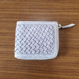 ガンゾ(GANZO)の新品未使用‼ GANZO fico ガンゾフィーコ 二つ折りファスナー財布(折り財布)
