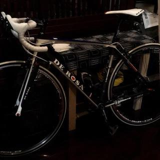 SHIMANO - デローザ カーボンバイク 極美品