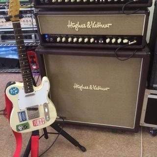hughes&kettner  statesman el34キャビセット(ギターアンプ)