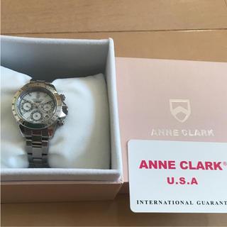 アンクラーク(ANNE CLARK)のANNE CLARK 腕時計  美品(腕時計)