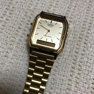 カシオ(CASIO)のカシオ 腕時計 AQ-230(腕時計(アナログ))