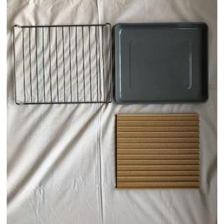 デロンギ(DeLonghi)の新品デロンギのコンベクションオーブン 95FLの付属品(調理機器)