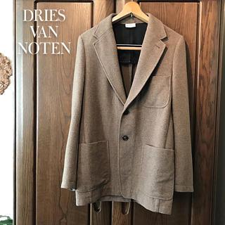 ドリスヴァンノッテン(DRIES VAN NOTEN)の【送料込】ドリスヴァンノッテン ジャケット メンズ48(テーラードジャケット)