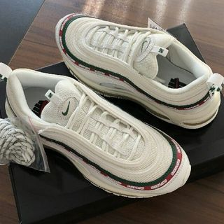 NIKE - NIKE AIR MAX97 × UNDEFEATED