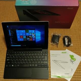 エイサー(Acer)のAcer Aspire Switch 10E SW3-013 ROM64GB(ノートPC)