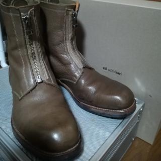 ニルアドミラリ(nil admirari)の美品 ニルアドミラリ 42 ブーツ (ブーツ)