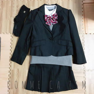 51bc50b46447d コムサイズム(COMME CA ISM)の COMME CA ISM 130 女の子スーツ♡