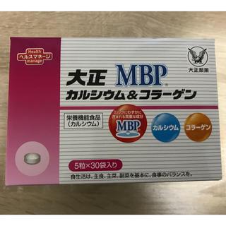 タイショウセイヤク(大正製薬)の大正製薬 MBP カルシウム&コラーゲン(その他)