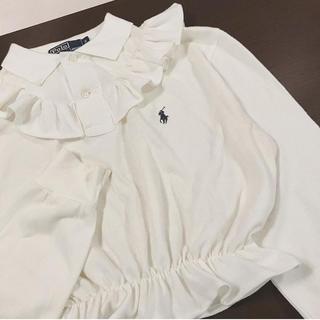 ポロラルフローレン(POLO RALPH LAUREN)のPOLOリメイクシャツ(ポロシャツ)