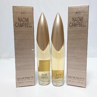 ナオミキャンベル(Naomi Campbell)のナオミキャンベル EDT 30ml 2点セット NAOMI CAMPBELL(香水(女性用))