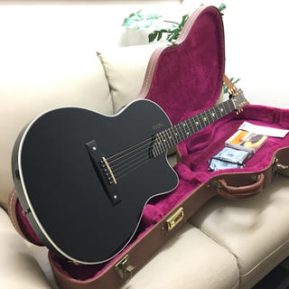 ギブソン(Gibson)の☆★Gibson チェット・アトキンス SST 黒★☆(アコースティックギター)