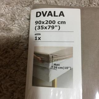 イケア(IKEA)の新品 IKEA イケア ボックスシーツ (シーツ/カバー)
